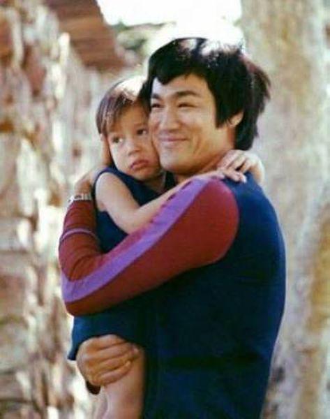 Fotografias raras de Bruce Lee 01