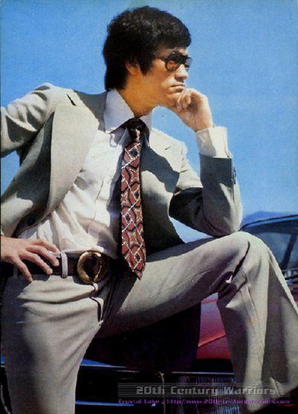 Fotografias raras de Bruce Lee 07