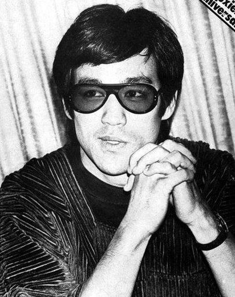 Fotografias raras de Bruce Lee 08