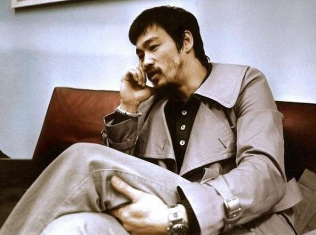 Fotografias raras de Bruce Lee 09