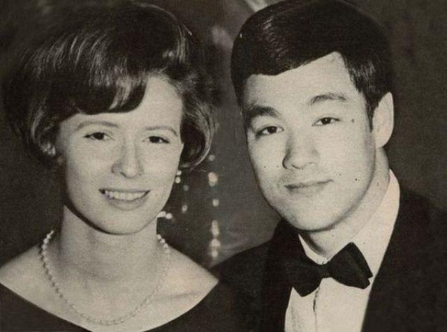 Fotografias raras de Bruce Lee 10