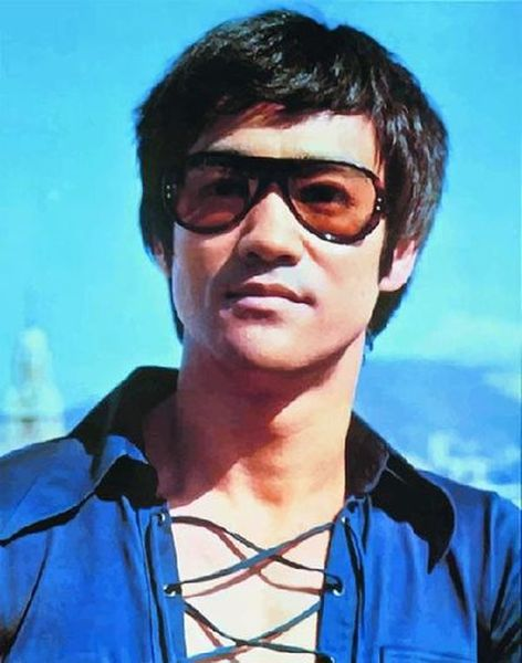 Fotografias raras de Bruce Lee 11
