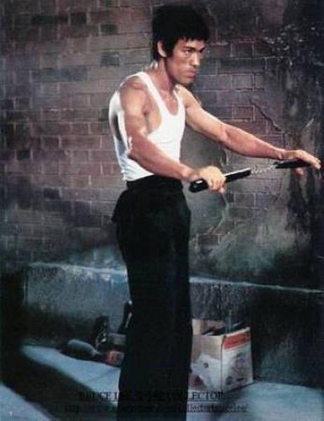 Fotografias raras de Bruce Lee 13