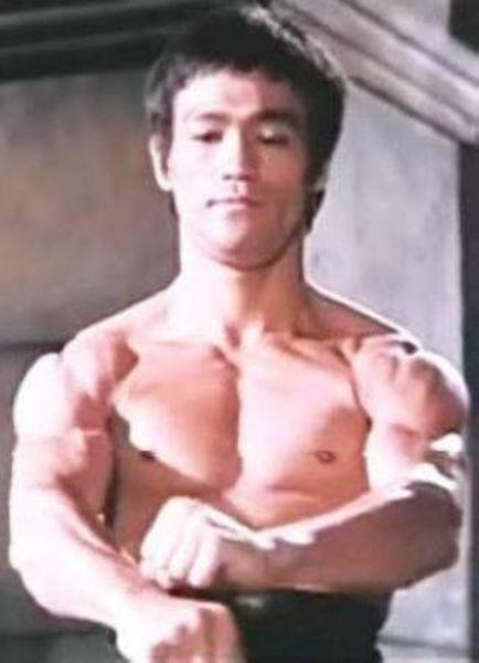 Fotografias raras de Bruce Lee 14