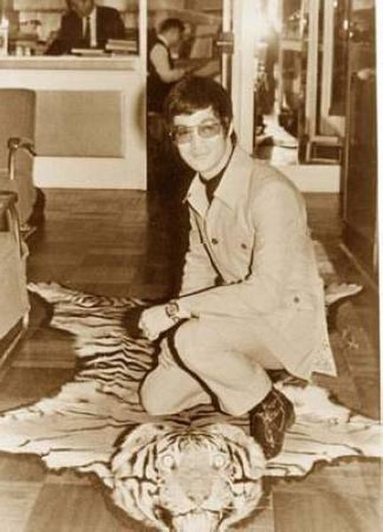 Fotografias raras de Bruce Lee 15