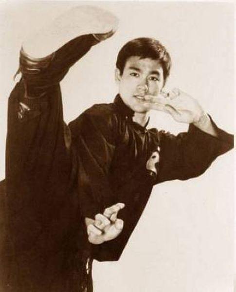 Fotografias raras de Bruce Lee 16