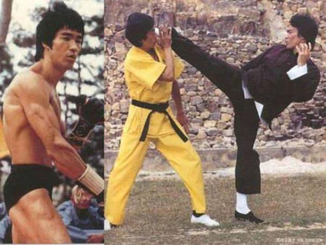 Fotografias raras de Bruce Lee 17