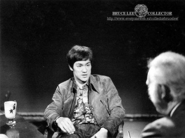 Fotografias raras de Bruce Lee 18