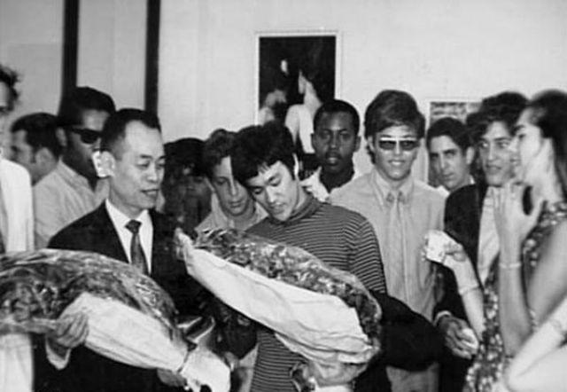 Fotografias raras de Bruce Lee 19