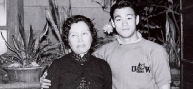 Fotografias raras de Bruce Lee 20