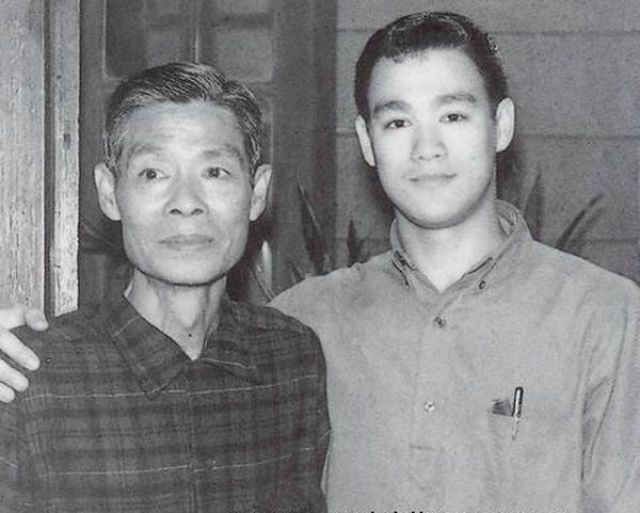 Fotografias raras de Bruce Lee 22