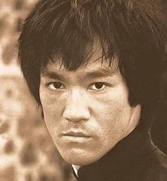 Fotografias raras de Bruce Lee 30