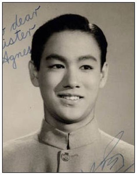 Fotografias raras de Bruce Lee 31
