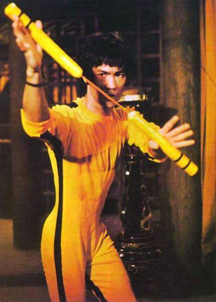 Fotografias raras de Bruce Lee 34