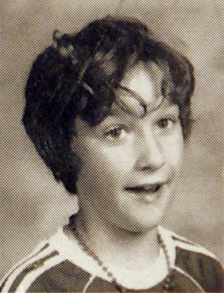 Divertidas fotos de famosos na infância