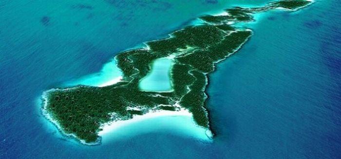 Famosos e suas ilhas