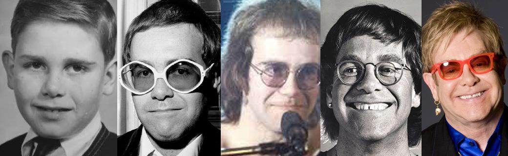 Surpreendentes fotos mostrando como 71 celebridades envelheceram ao longo dos anos 12