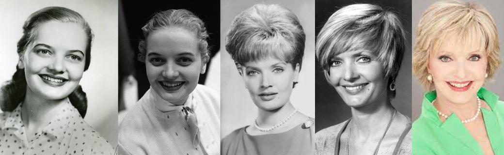 Surpreendentes fotos mostrando como 71 celebridades envelheceram ao longo dos anos 14