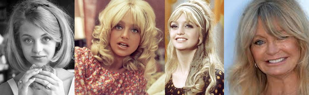 Surpreendentes fotos mostrando como 71 celebridades envelheceram ao longo dos anos 15