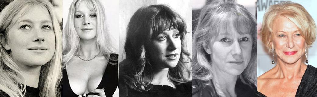 Surpreendentes fotos mostrando como 71 celebridades envelheceram ao longo dos anos 16