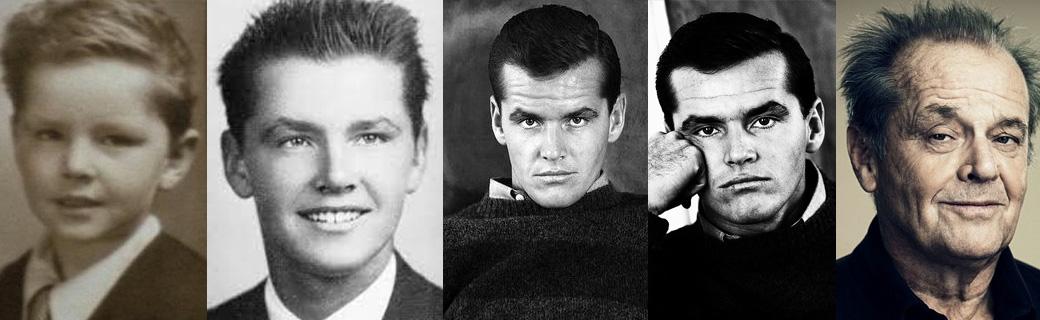 Surpreendentes fotos mostrando como 71 celebridades envelheceram ao longo dos anos 17