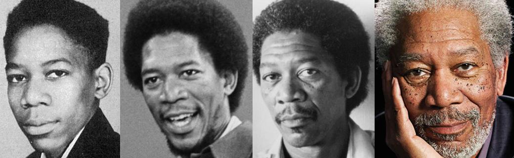 Surpreendentes fotos mostrando como 71 celebridades envelheceram ao longo dos anos 22