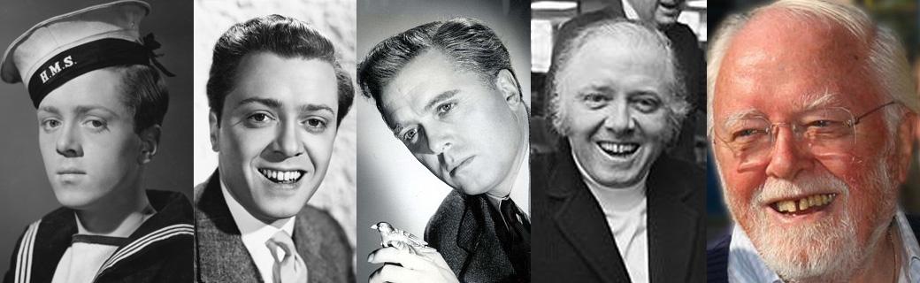 Surpreendentes fotos mostrando como 71 celebridades envelheceram ao longo dos anos 24