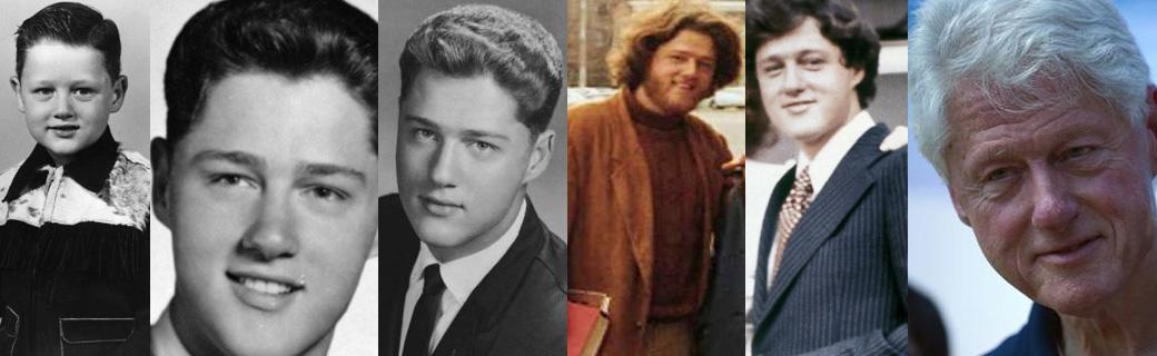 Surpreendentes fotos mostrando como 71 celebridades envelheceram ao longo dos anos 32