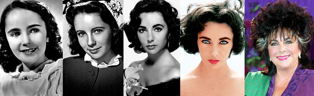 Surpreendentes fotos mostrando como 71 celebridades envelheceram ao longo dos anos 41