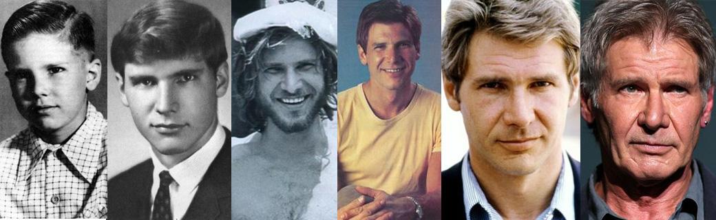 Surpreendentes fotos mostrando como 71 celebridades envelheceram ao longo dos anos 43