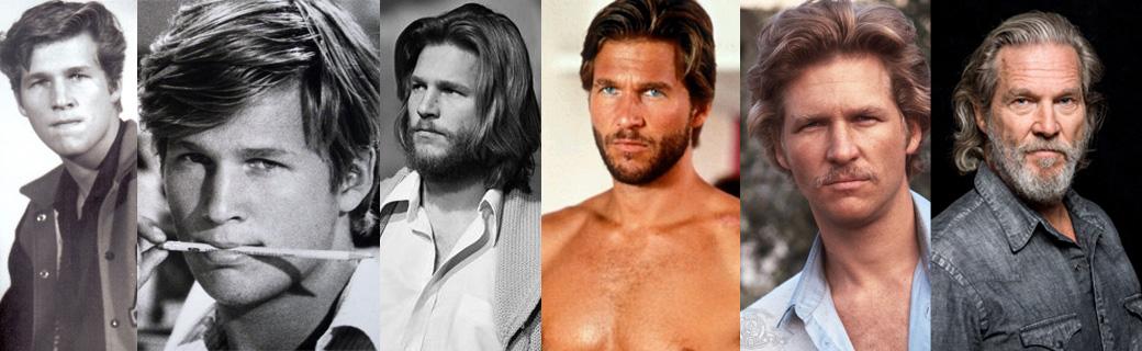 Surpreendentes fotos mostrando como 71 celebridades envelheceram ao longo dos anos 47