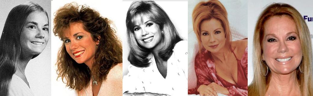 Surpreendentes fotos mostrando como 71 celebridades envelheceram ao longo dos anos 50