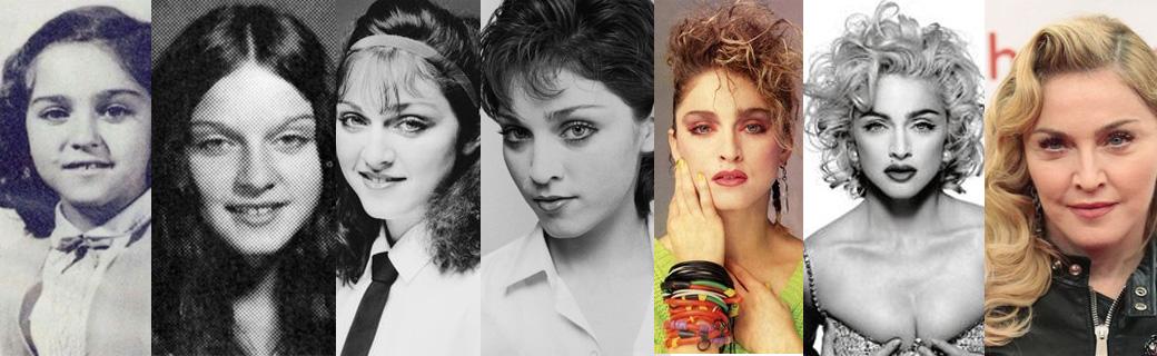 Surpreendentes fotos mostrando como 71 celebridades envelheceram ao longo dos anos 56