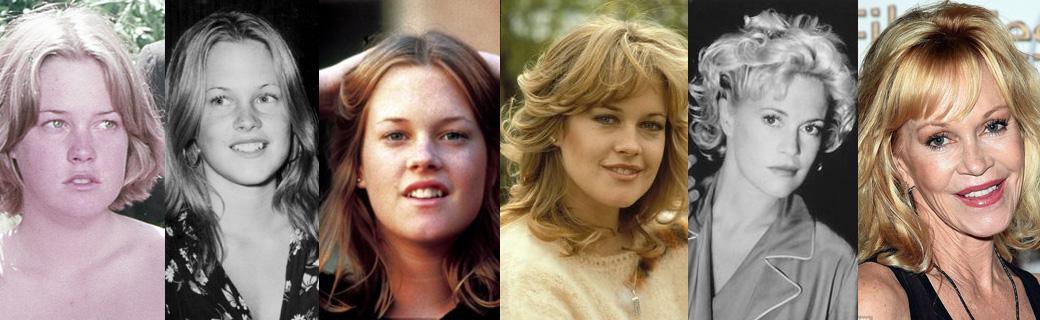 Surpreendentes fotos mostrando como 71 celebridades envelheceram ao longo dos anos 57