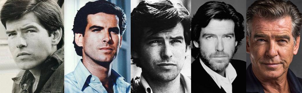 Surpreendentes fotos mostrando como 71 celebridades envelheceram ao longo dos anos 60