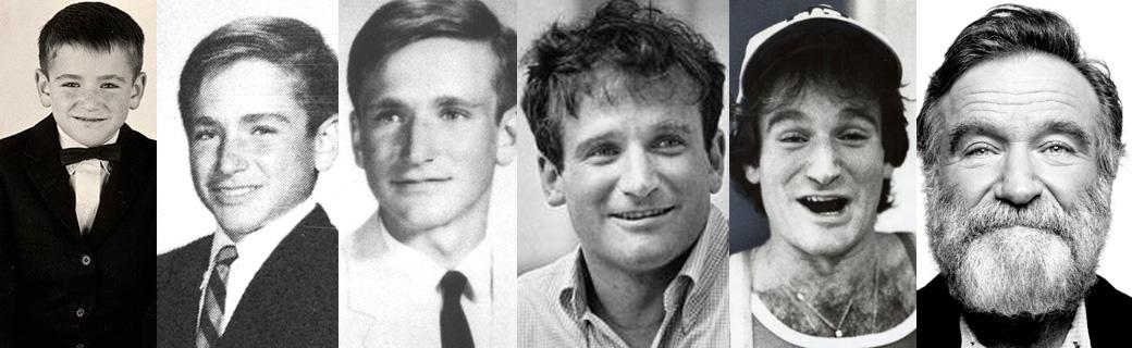 Surpreendentes fotos mostrando como 71 celebridades envelheceram ao longo dos anos 62