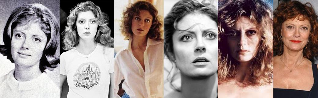 Surpreendentes fotos mostrando como 71 celebridades envelheceram ao longo dos anos 66