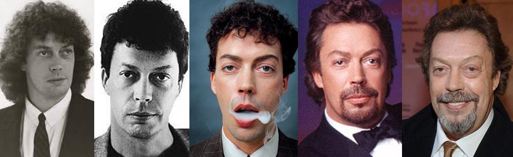 Surpreendentes fotos mostrando como 71 celebridades envelheceram ao longo dos anos 67