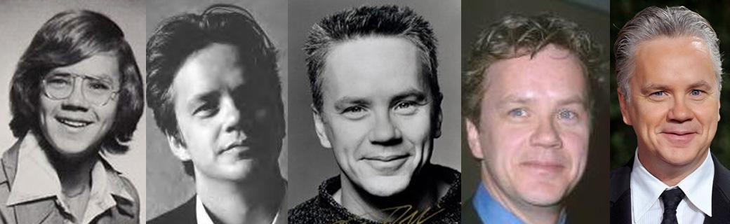 Surpreendentes fotos mostrando como 71 celebridades envelheceram ao longo dos anos 68