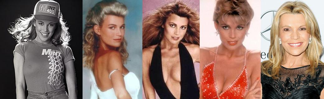 Surpreendentes fotos mostrando como 71 celebridades envelheceram ao longo dos anos 69