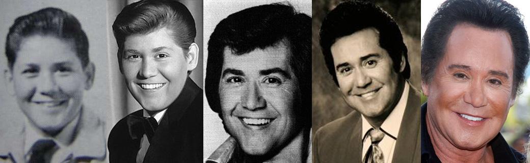 Surpreendentes fotos mostrando como 71 celebridades envelheceram ao longo dos anos 70