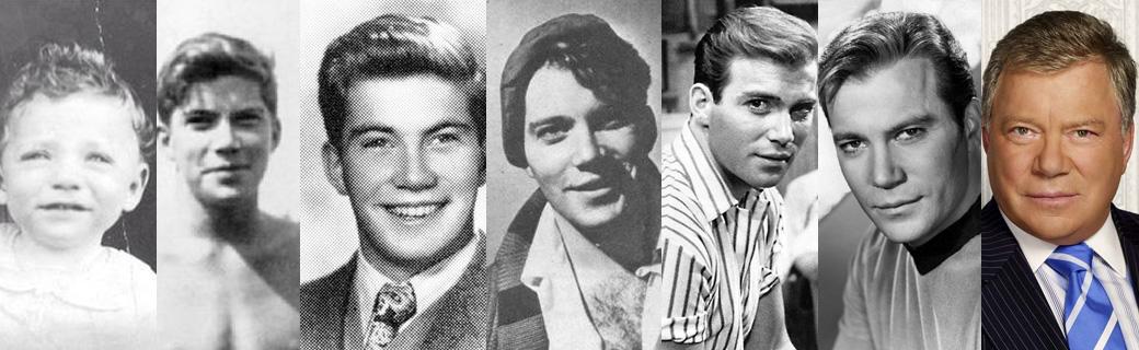 Surpreendentes fotos mostrando como 71 celebridades envelheceram ao longo dos anos 71
