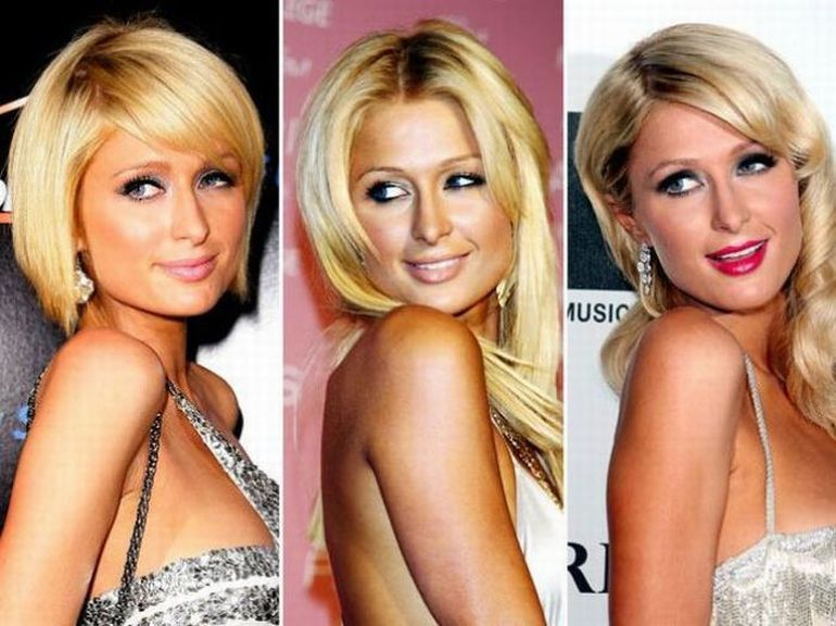 As poses prediletas dos famosos 15