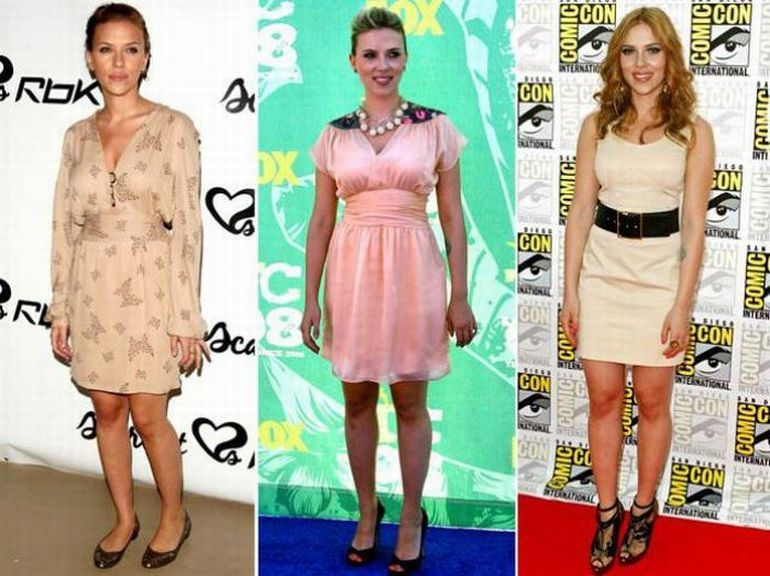 As poses prediletas dos famosos 19
