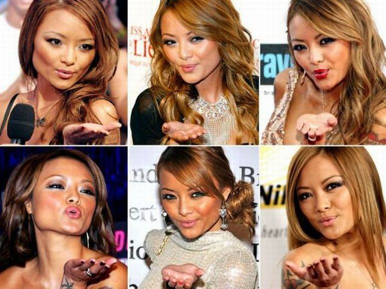 As poses prediletas dos famosos 20