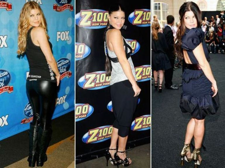 As poses prediletas dos famosos 21
