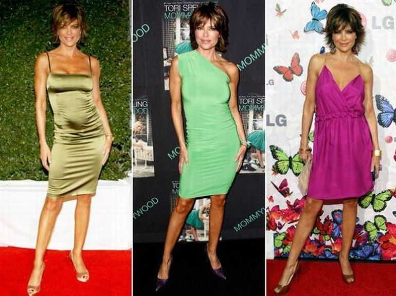 As poses prediletas dos famosos 30