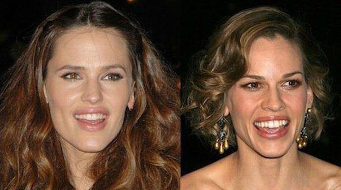 Outros famosos separados na maternidade