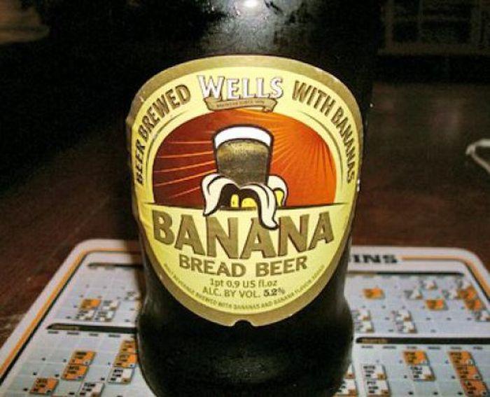 Cervejas com sabores estranhos