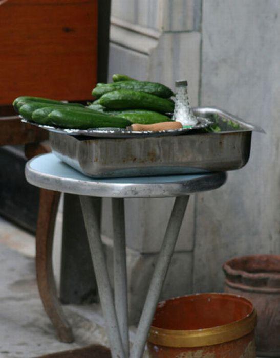 Comida de rua pelo mundo